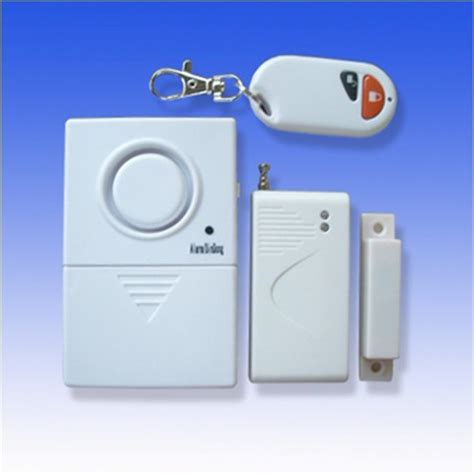 local wireless door window alarm system gs 3308 home