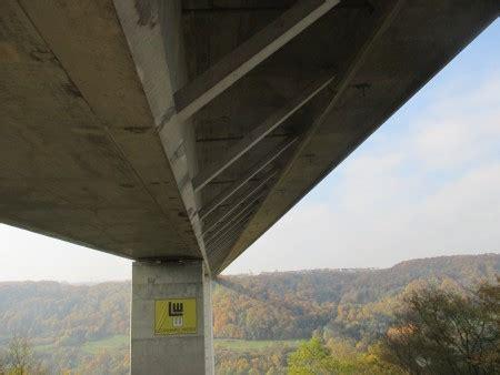 haarrisse im beton exkursion zur kochertalbr 252 cke bautechnikerschule