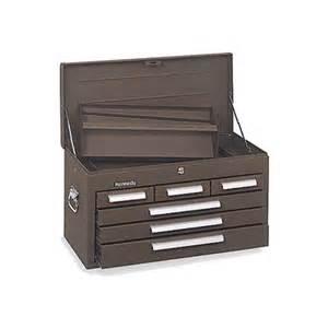 kennedy 6 drawer mechanics tool chest