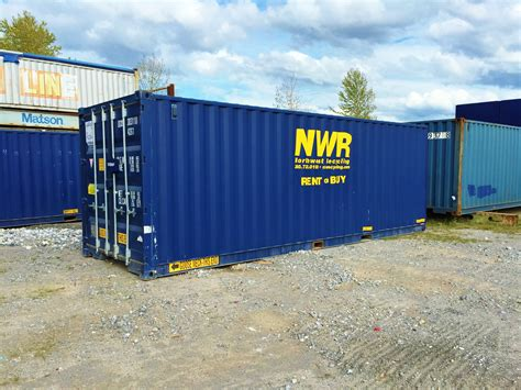 24 storage container northwest recycling inc