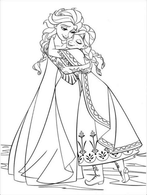 frozen coloring pages high quality free coloring pages for kids free coloring pages
