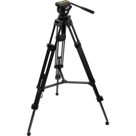 Tripod Fluid magnus vt 4000 tripod system with fluid vt 4000 b h photo