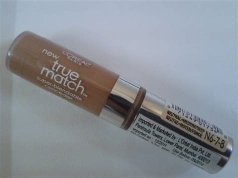 L Oreal True Match Blendable Concealer Loreal l oreal new true match blendable concealer review