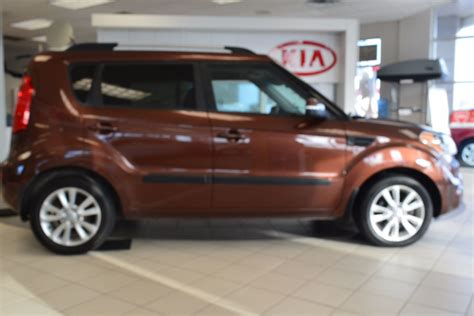 Bayside Kia Used 2012 Kia Soul 2u In Bathurst Used Inventory