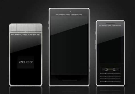 porsche design phone porsche design smartphone captures 3d images concept phones