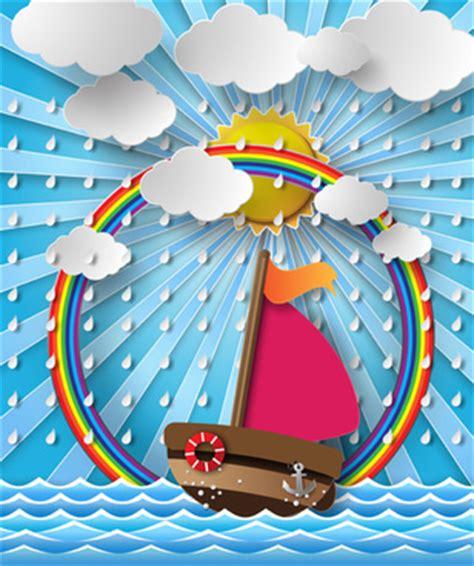 cartoon boat in waves cartoon boat in waves free vector download 20 188 free