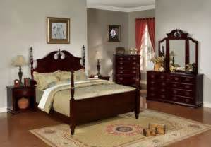 wonderful cherry bedroom furniture wooden floor modern style