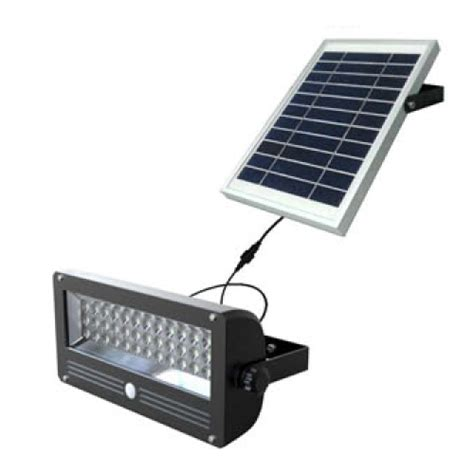 Solar Panels For Sensors - solar security light with pir motion sensor and separate