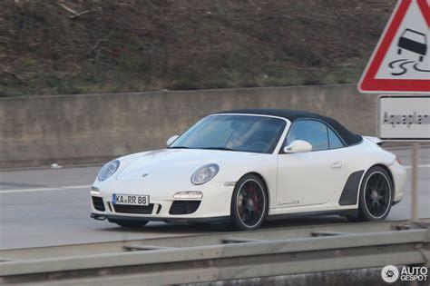 Porsche Gts 997 by Porsche 997 Gts Cabriolet 5 Januar 2015 Autogespot