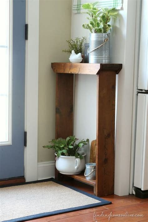 narrow entryway best 25 narrow console table ideas on pinterest