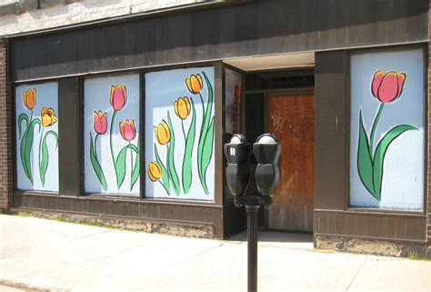 custom wall murals canada murals shiny paint window painting signs and other custom pei