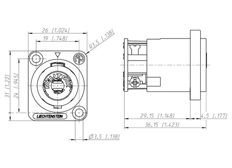 surprising neutrik powercon connector wiring diagram