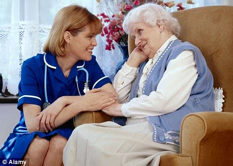 nhs nurses told to treat the elderly as humans daily