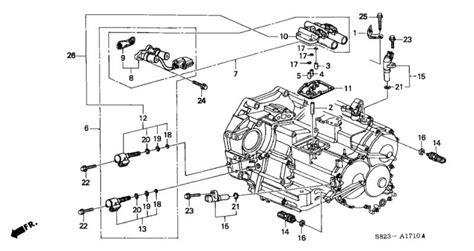 2008 honda pilot transmission problems 2000 accord v6 transmission clunks into 2nd honda tech