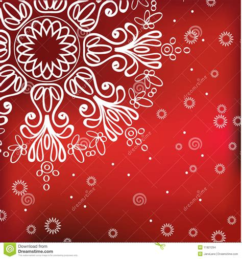 photo collection download red snowflake wallpaper