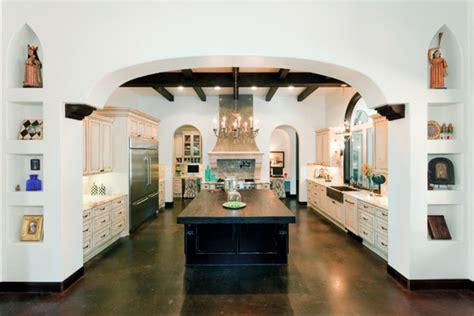 Kitchen Backsplash Travertine - spanish kitchen 2012 design excellence award winner mediterranean kitchen austin by