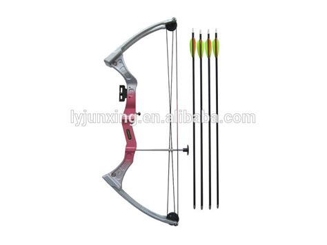 Junxing M115 Archery Kid Bow Black youth compound bow recurve bow archery view china