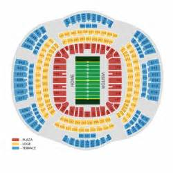 Mercedes Superdome Map Mercedes Superdome Seating Chart Mercedes