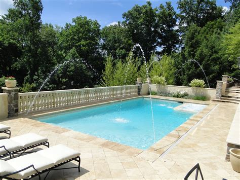 pool design ideas swimming pool water fountain design ideas kitchentoday