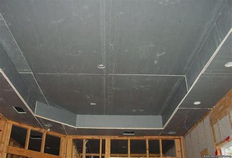 Renover Plafond Platre by Renover Un Plafond Toile De Verre 224 Maur Des Fosses