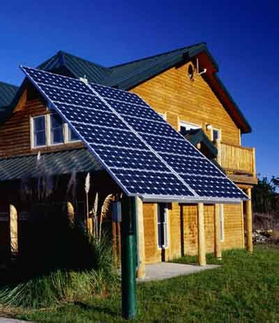 home solar panel array installation how to solar power