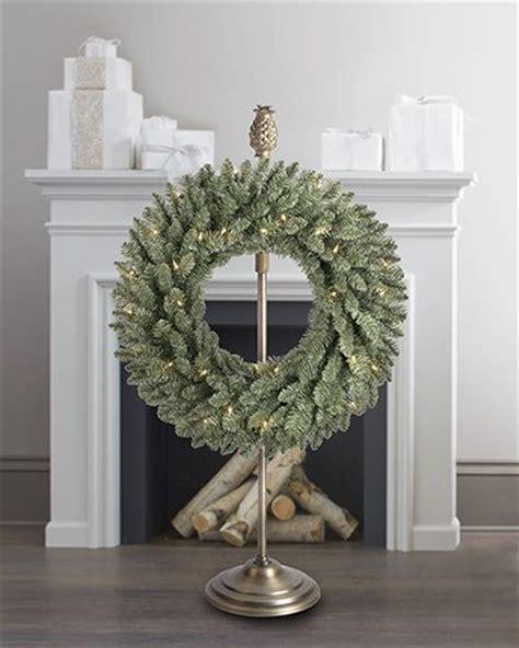 25 unique wreath stand ideas on pinterest wreath hanger