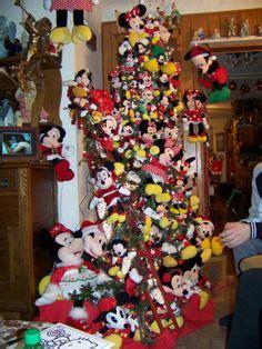 minnie mouse christmas tree xmas pinterest trees
