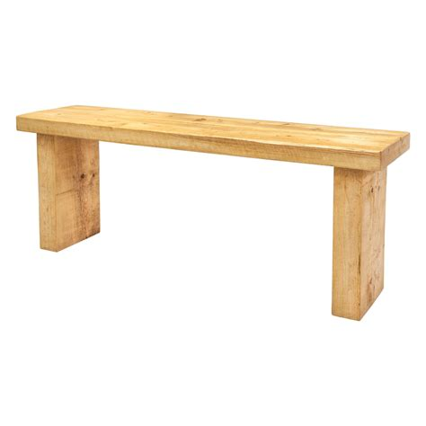 chunky wood bench bench rustic wood funky chunky furniture