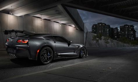 2019 Chevrolet Corvette Zr1 Is Gms Most Powerful Car by 2019 Corvette Zr1 Is The Fastest And Most Powerful