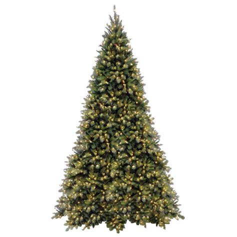 12 ft trees national tree company 12 ft fir medium artificial