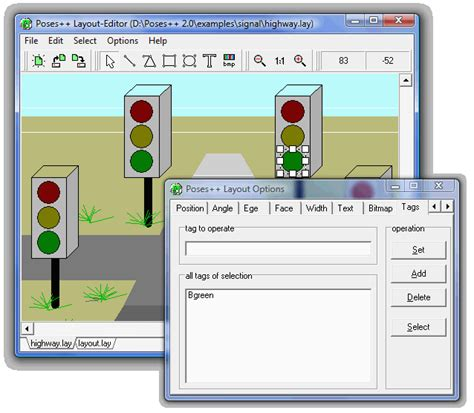 screen layout editor layout editor