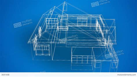 architecture blueprint stock video 765691 hd stock footage 3d blueprints of a house stock video footage 3691448