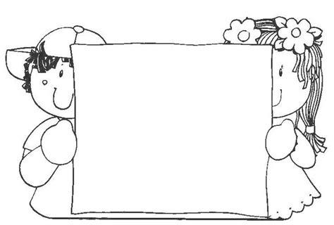 bordes de pagina colouring pages fichas de primaria bordes infantiles para colorear