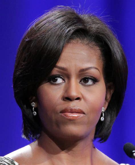 michelle obama hair michelle obama short hairstyles bob hkx3dxpirezx jpg