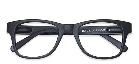 Sunglass Minus minus glasses type b black a look