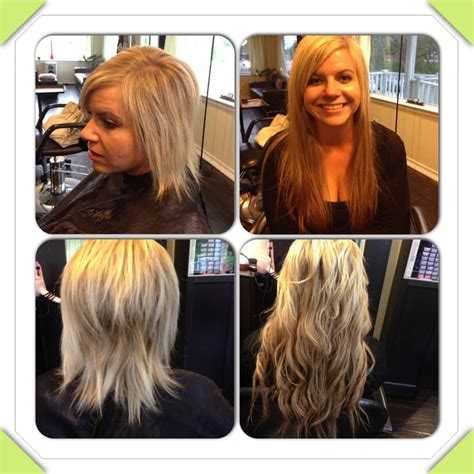 hotheads hair extensions before and after by keri moss