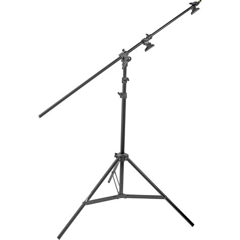 light stand impact multiboom light stand and reflector holder 13 4m