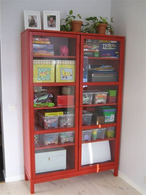 board game storage cabinet i love this red ikea shelf which holds board games and