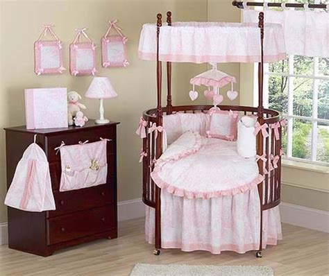 baby bangs on crib vintage pink toile baby bedding 9 pc crib