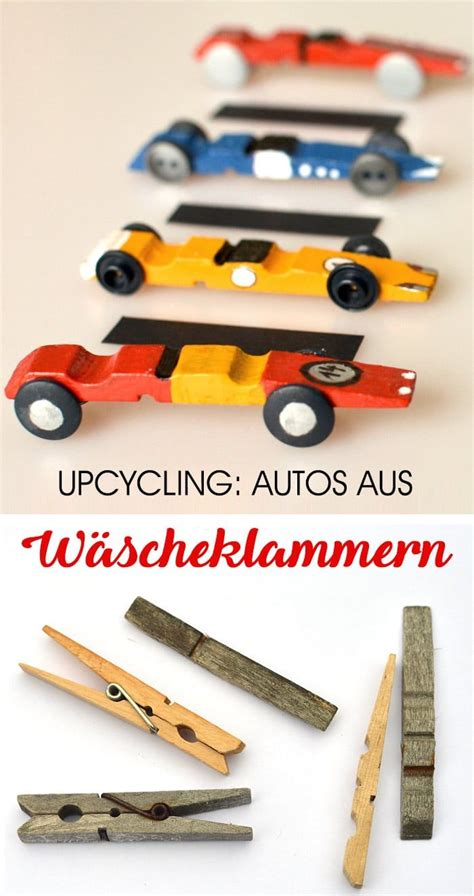 Basteln Mit Kaputten Glühbirnen by Upcyling Bastelidee Autos Aus W 228 Scheklammern Kreatives