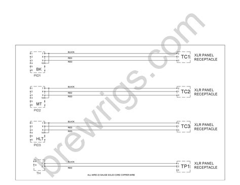 microphone cables shure wiring diagram audio technica