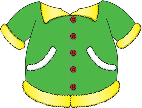 Winter Jacket Clipart winter coat clip clipart best