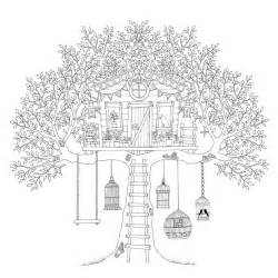 Secret Garden An Inky Treasure Hunt And Colouring Book' By  sketch template