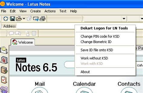 dekart logon for lotus notes reviews 100