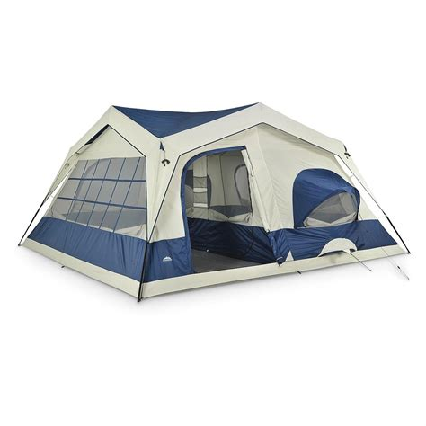 Multi Room Tents With Porch by Maker Blue Ridge Bay 12 Person Tent 222507