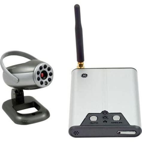 ge wireless cmos ip bullet shaped indoor outdoor