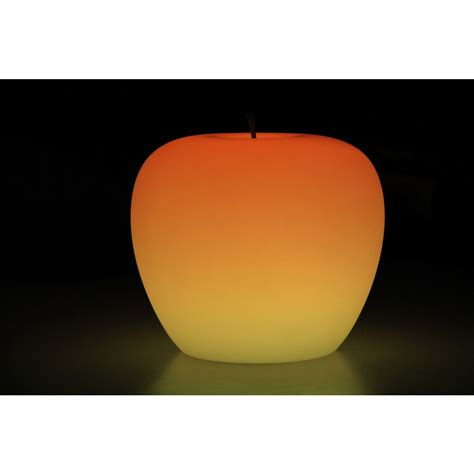 Led Apple rechargeable apple led garden mood light