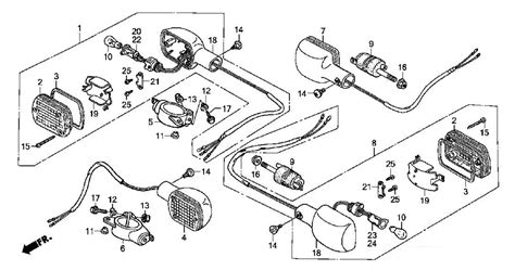 1986 honda rebel wiring harness diagram 1986 yamaha virago
