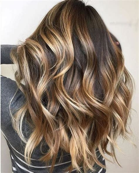 blonde to caramel brown 100 best ideas about brown hair caramel highlights