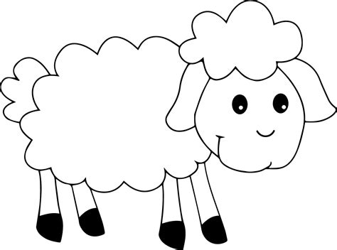 coloring book pages of sheep sheep coloring pages coloringsuite com